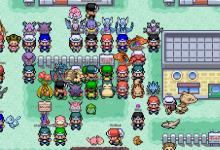 Pokemon rom hacks