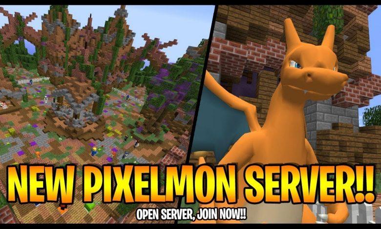 Minecraft Pixelmon Servers