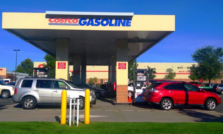 Costco Gas Stations